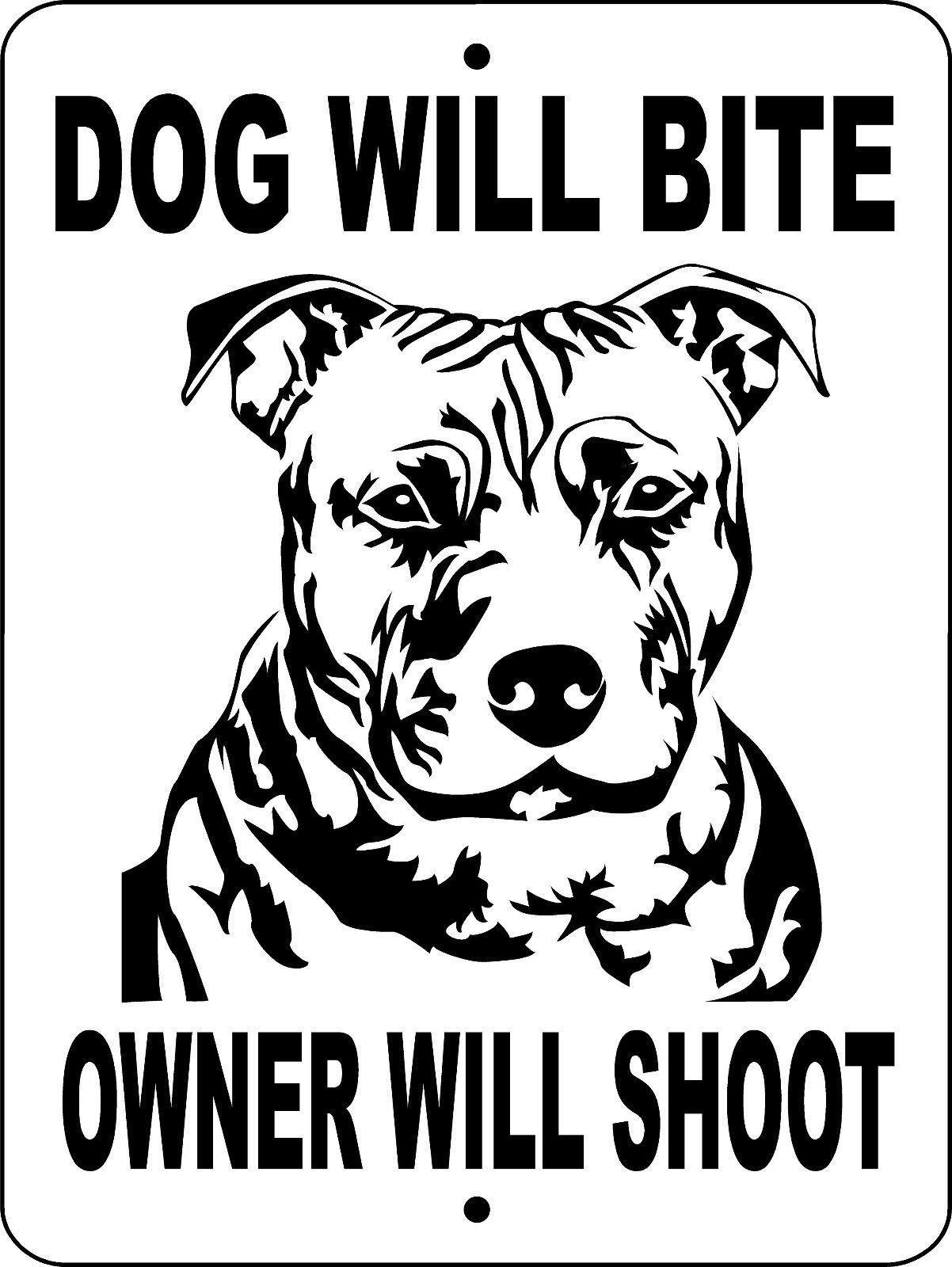 Pin On Pitbull Pit Bull Dog Signs