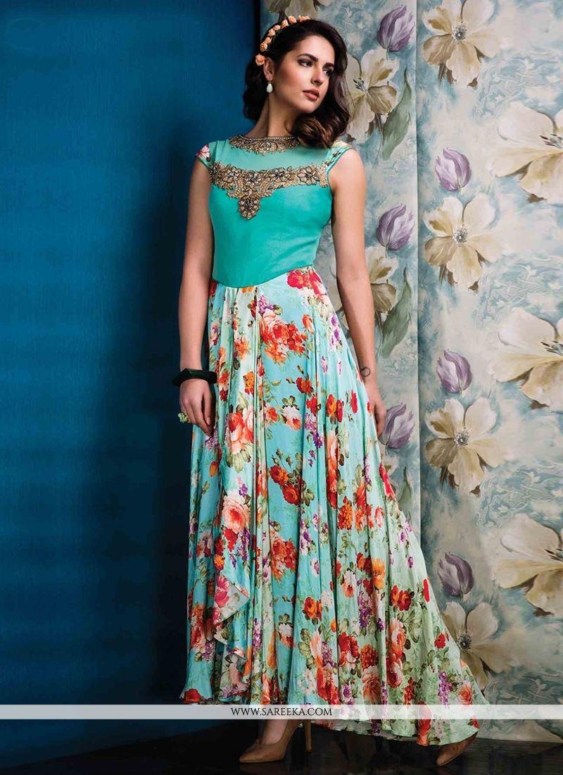 Raw Silk Designer Gown | Designer gowns, Gowns and Silk