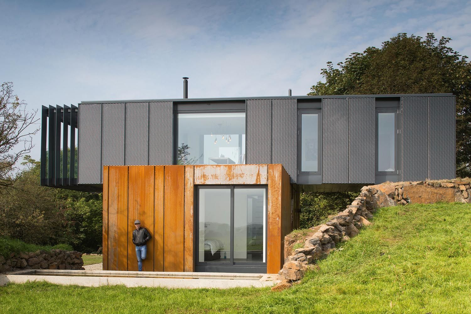 20 Ideas Container House Design Ideas Projects For Grand Designs
