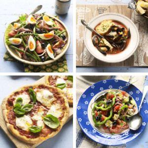 French Mediterranean food