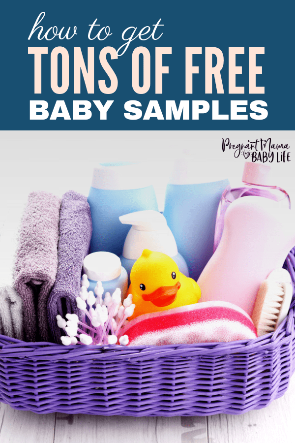 678975a5cd8f How to get TONS of Free Baby Samples   other Goodies +Checklist ...