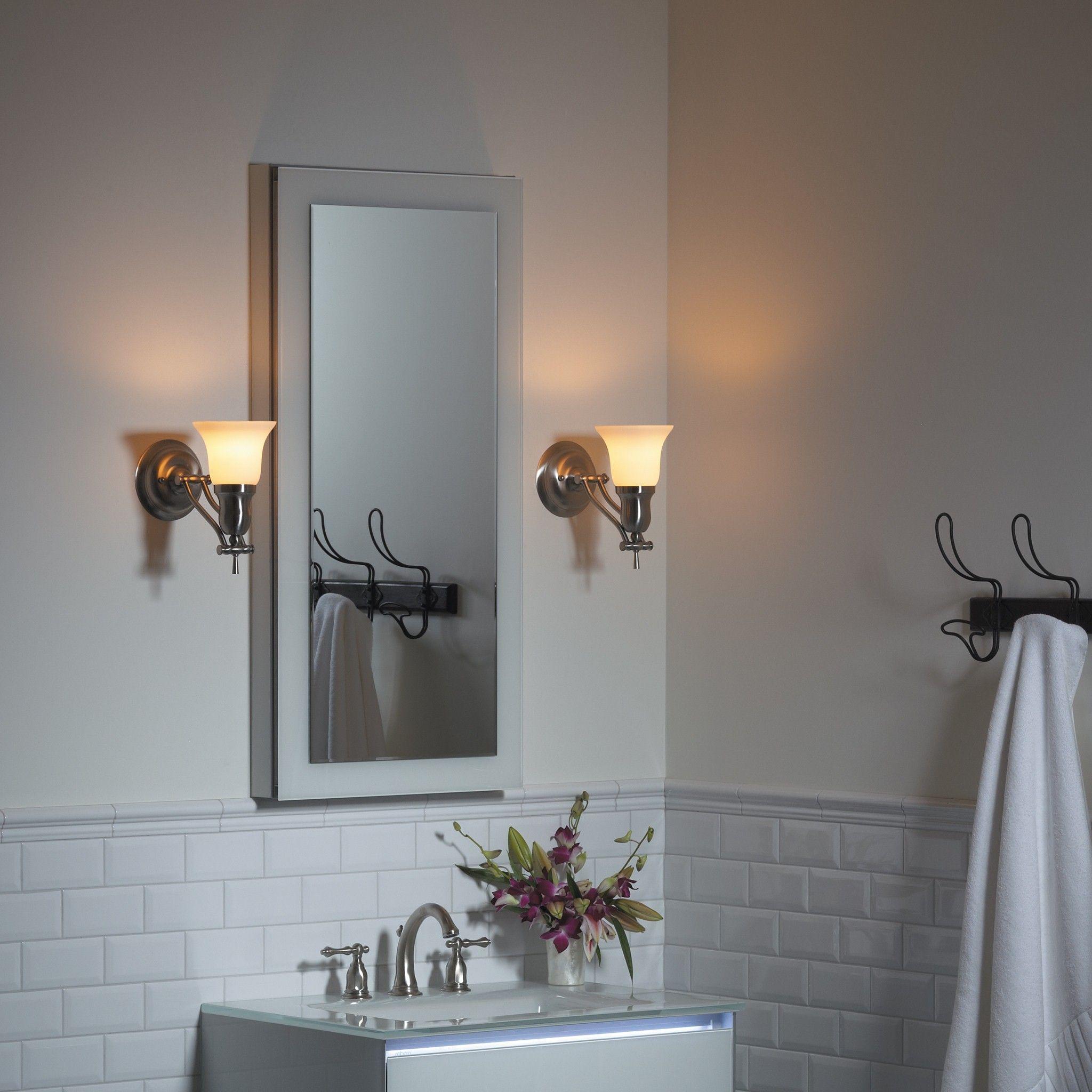 Latest Posts Under: Bathroom sconces