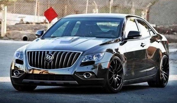 2018 Buick Grand National Price Release Date Engine