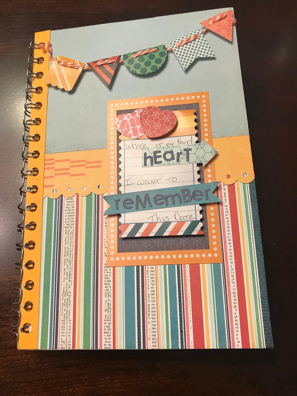 Handmade Perpetual Birthday & Anniversary Calendar Card