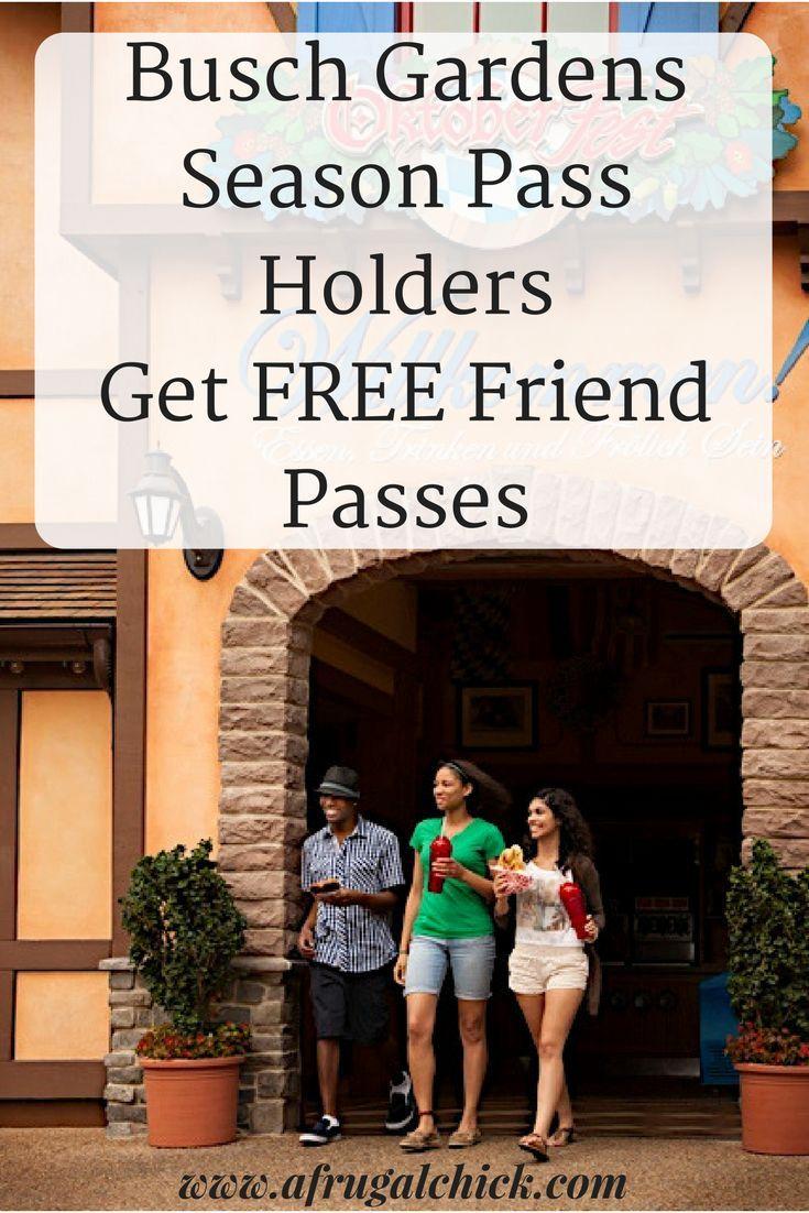 3e74b2bd41ff5467b542e685c991ed4b - Busch Gardens Williamsburg Season Pass Discount