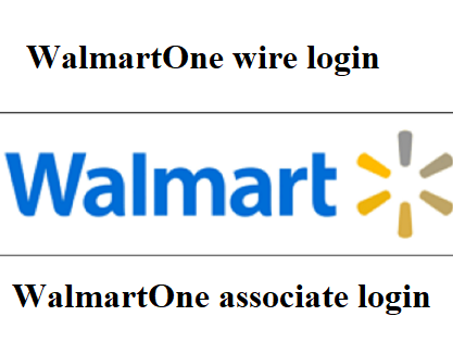 Walmartone Wire Login In 2020 Walmart Finding Yourself You Got