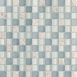 1x1 Serene Lavender Grey Glossy Matt Square Glass Mosaic Tiles Glass Mosaic Lavender Glass Mosaic Tiles Bathroom Glass Mosaic Tiles Mosaic Bathroom Tile