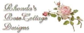 Visit Rhondas Rose Cottage Designs for fabulous handmade paper roses, faux cupcakes,truffles more