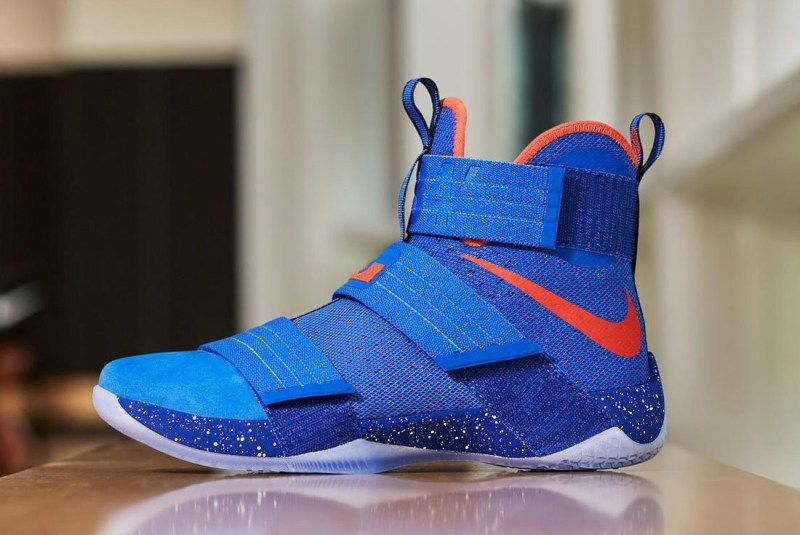Nike Zoom LeBron Soldier 10 Comes in
