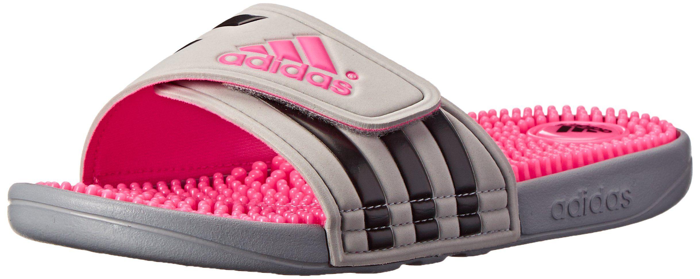 best website ff607 eec13 Amazon.com Adidas Womens Adissage Slide Clothing