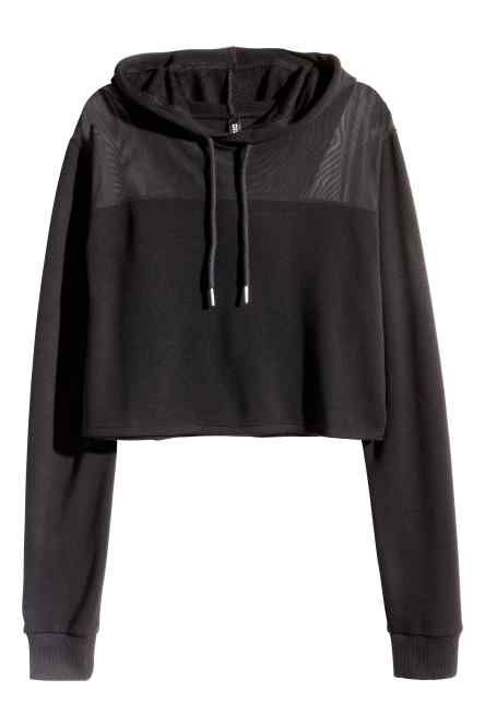 Bluză din molton cu glugă   Things to Wear in 2019   Hooded