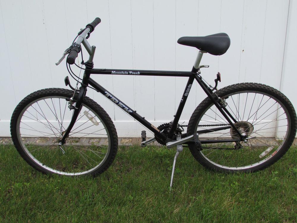 Trek Mountain Track 820 Bicycle Bike 519 Weinmann 26 Rims Trek