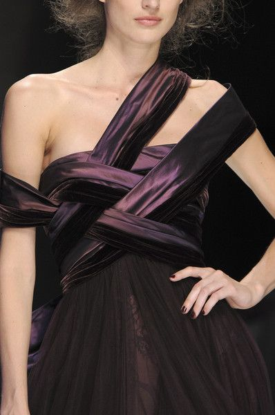 Elie Saab auf der Couture Fall 2008   – fashion