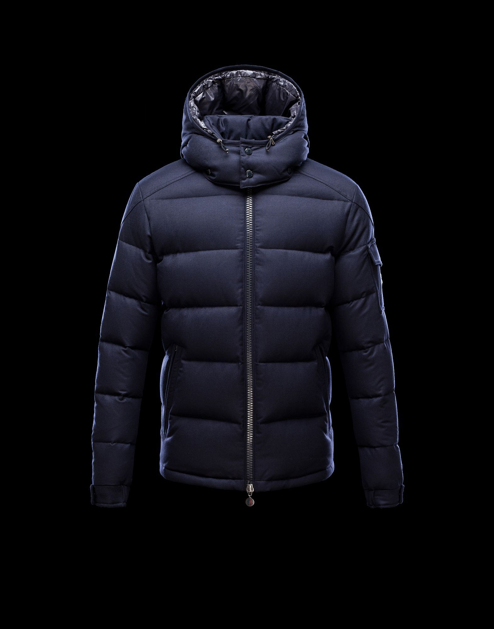 fae8045adda3 Top Choice Moncler Montgenevre Winter Jackets Men Blue  2781633  - £243.19