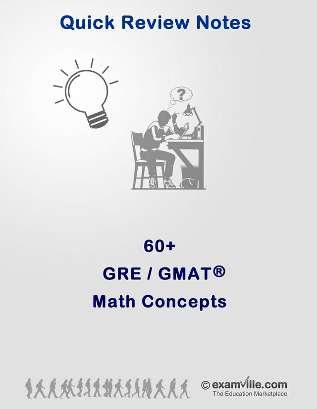 60+ Math Concepts & Formula for the GRE and GMAT | Algebra, Maths ...