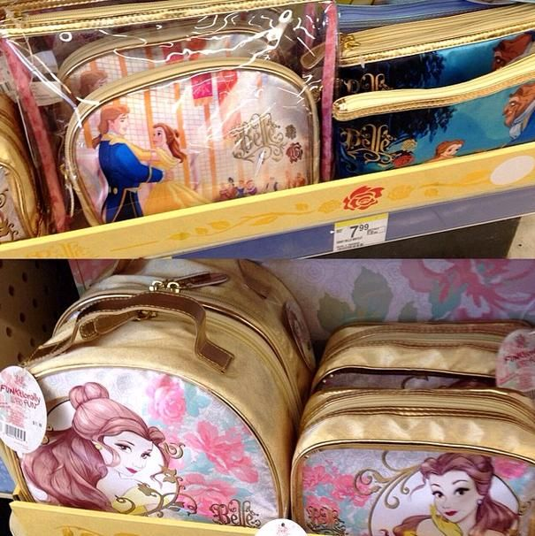Spotted Walgreens Limited Edition Disney Belle Collection Makeup