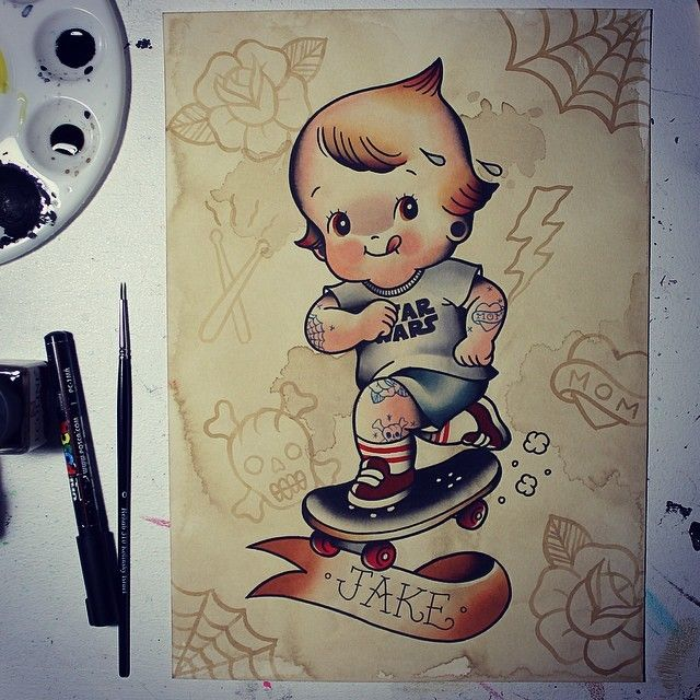 Photo of Y u k i t t e n ' m e ! — One of the commissions we did for Christmas! The…