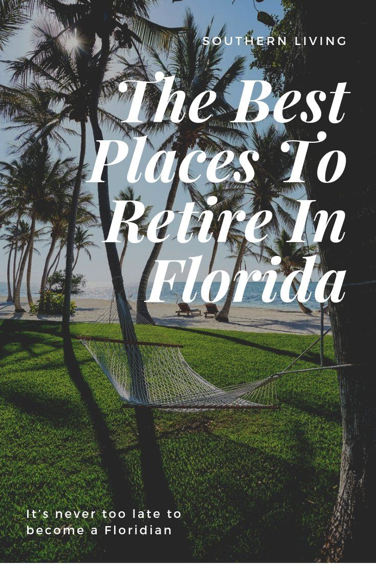 The Best Places To Retire In Florida is part of Top  Best Places To Retire In Florida Smartasset - It's never too late to become a Floridian