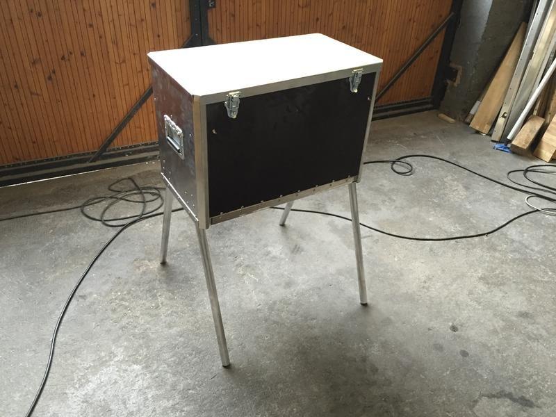 Küchenbox Camping ~ X vision mobile küchenbox camper chuck box