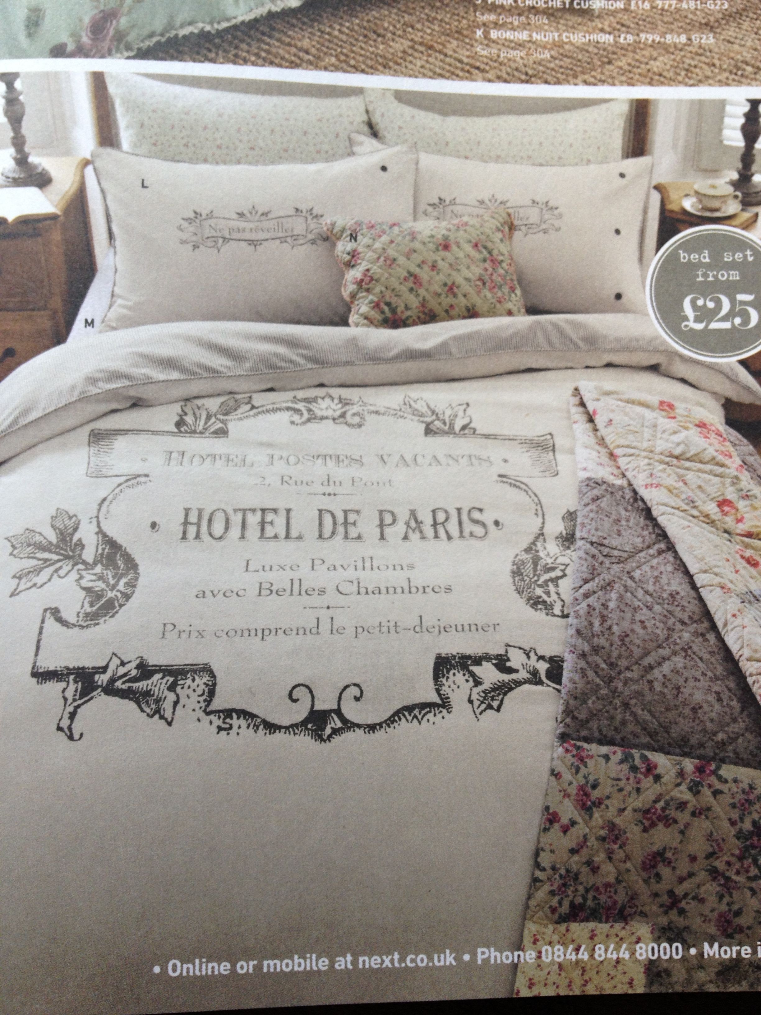 Paris Bed Set With French Decor French Inspired Bedding Bed Linens Luxury Bedding Inspiration