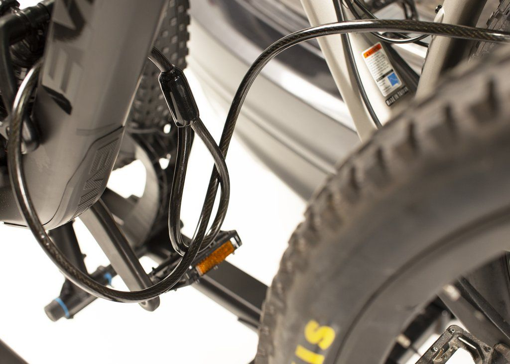 Backstage Hitch Rack Hitch Extension Bike Tire