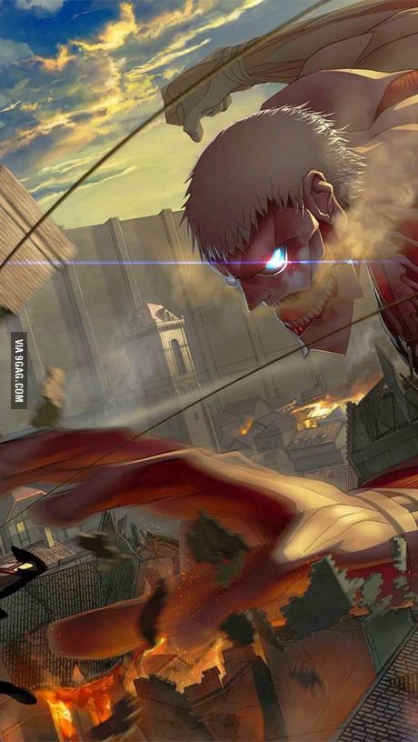 Any Attack on Titan fans here ?