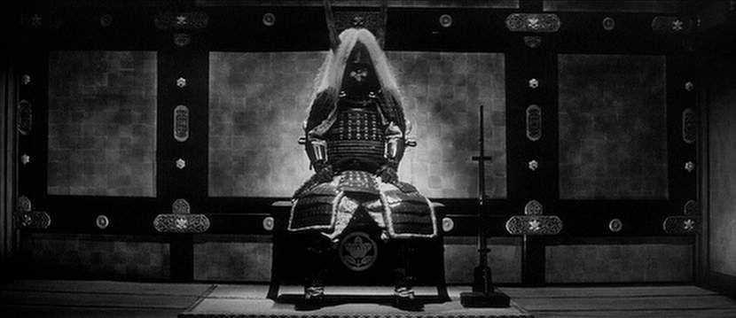 Harakiri (Seppuku)  Japan / Shochiku / 1962 / Black and White / 133 Minutes / Aspect Ratio:  2.35:1
