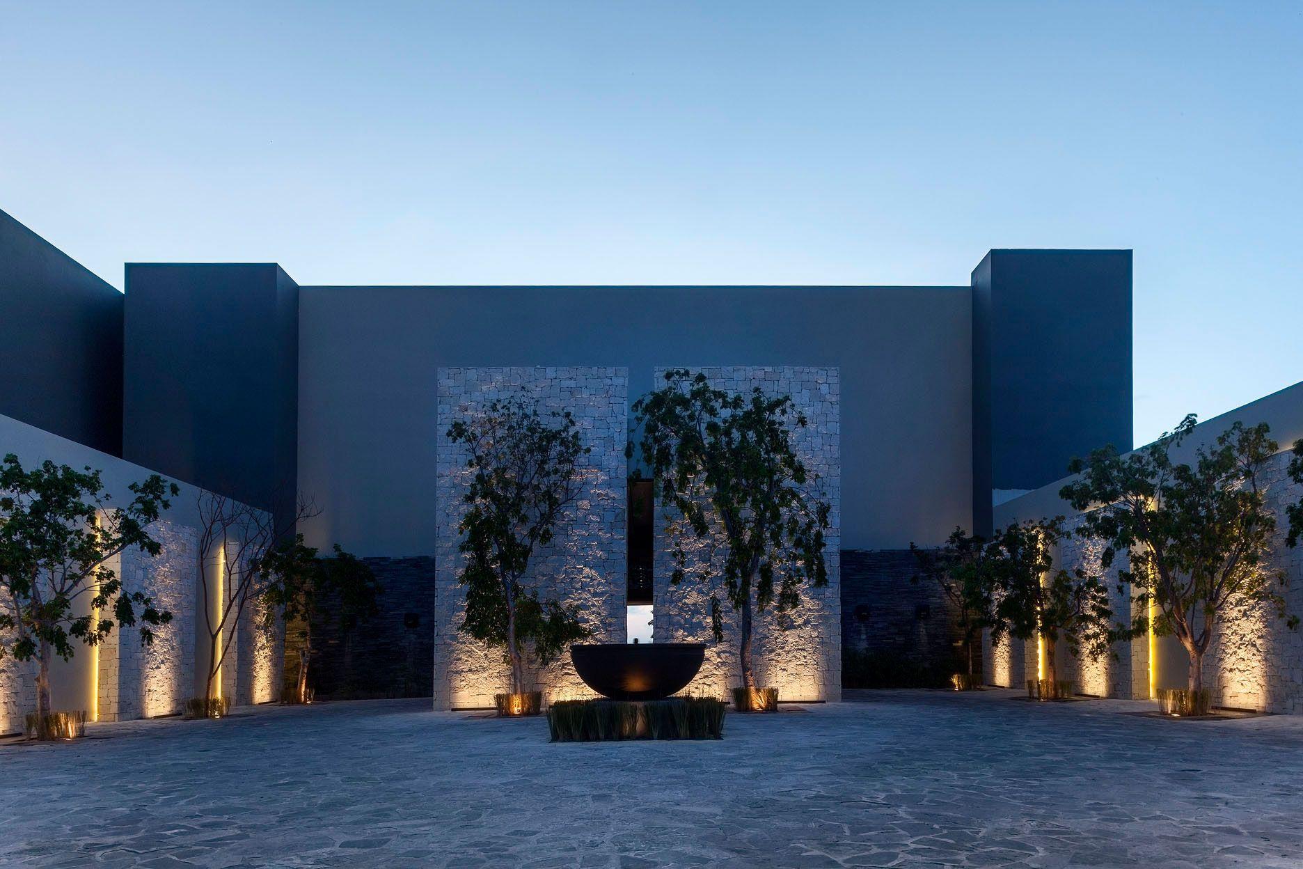 Alejandro escudero arquitecto hotel nizuc canc n for Arquitectura de hoteles