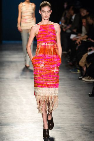 Altuzarra Fall 2014 Ready-to-Wear Collection Slideshow on Style.com