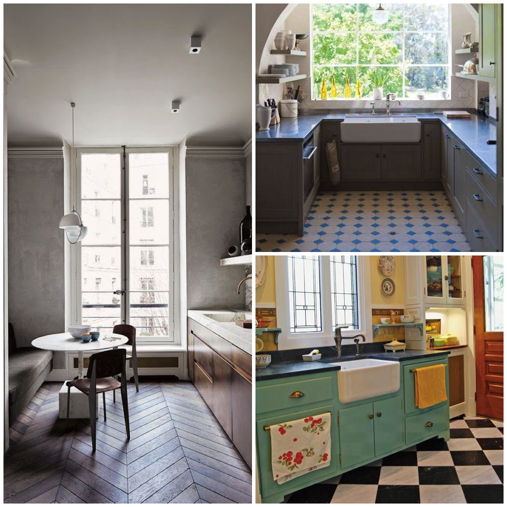 7 design tips for a small and sophisticated kitchen
