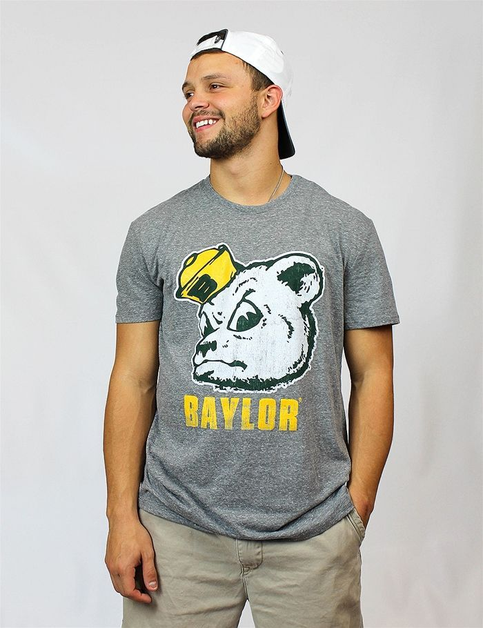 This Sailor Bear tee is perfect for every Baylor Bear fan Grab your tee today