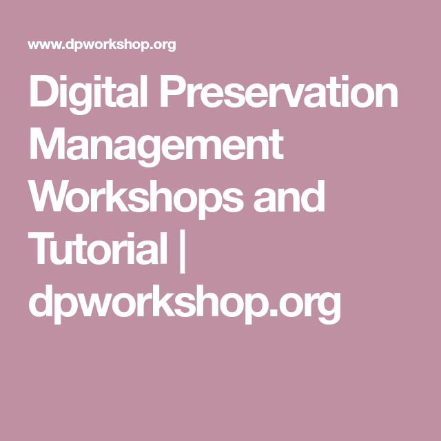 Preservica: the art of digital preservation youtube.