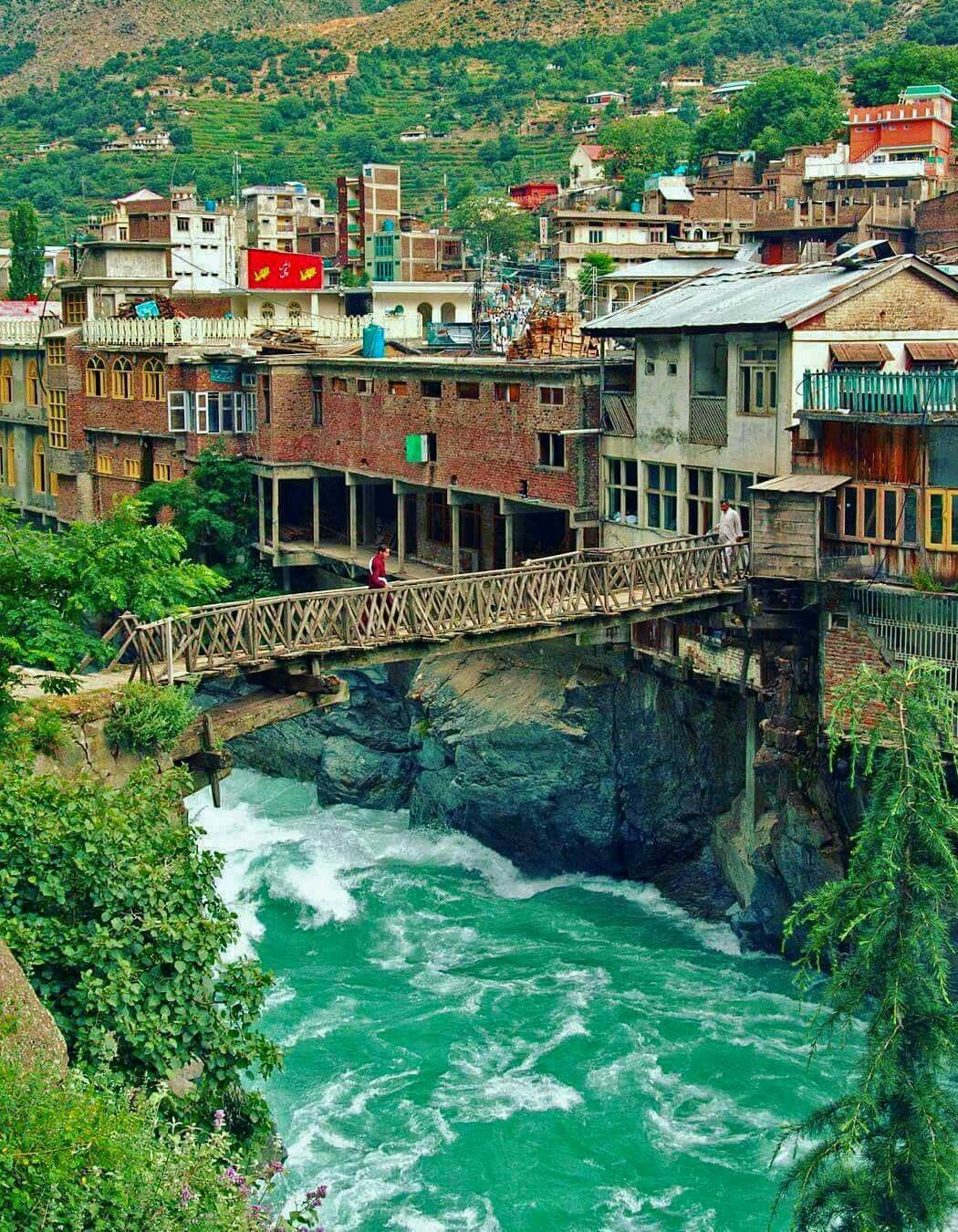 Bahrain Swat Valley Pakistan Pakistan Pictures Pakistan Beautiful Places To Visit