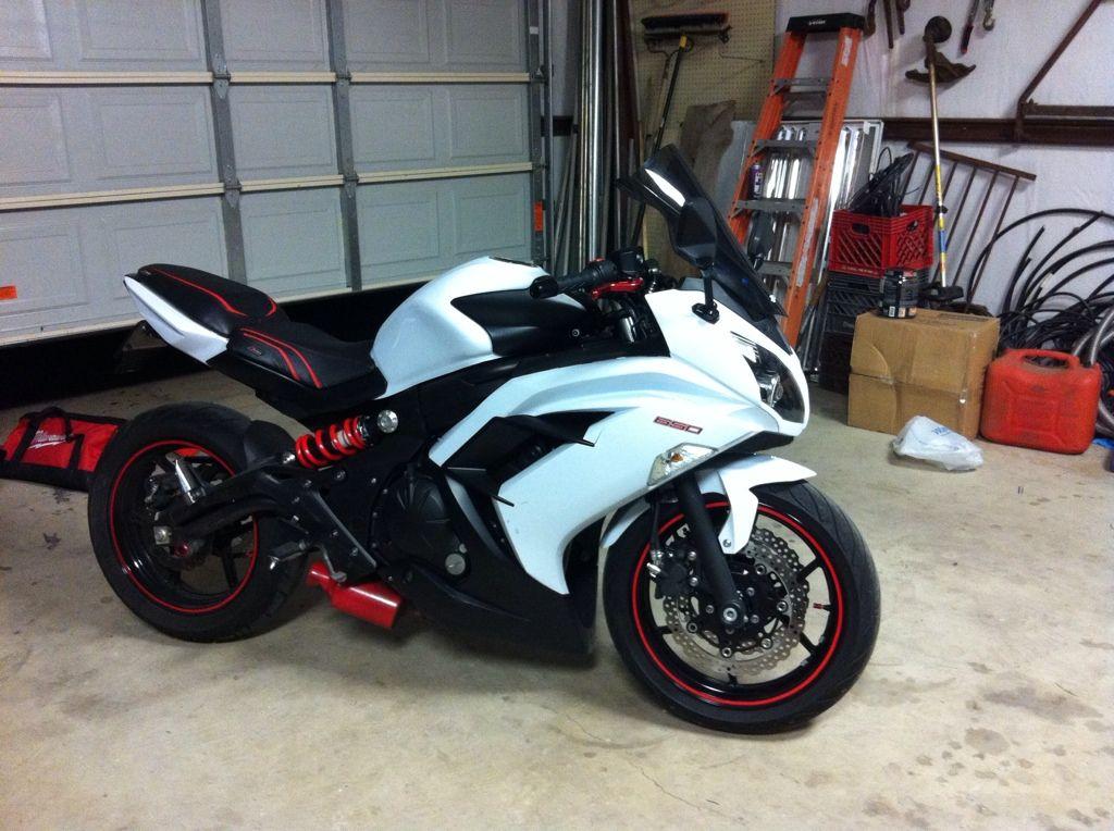 2012 2013 Kawasaki Ninja 650 Air Box Mod Rider Forums