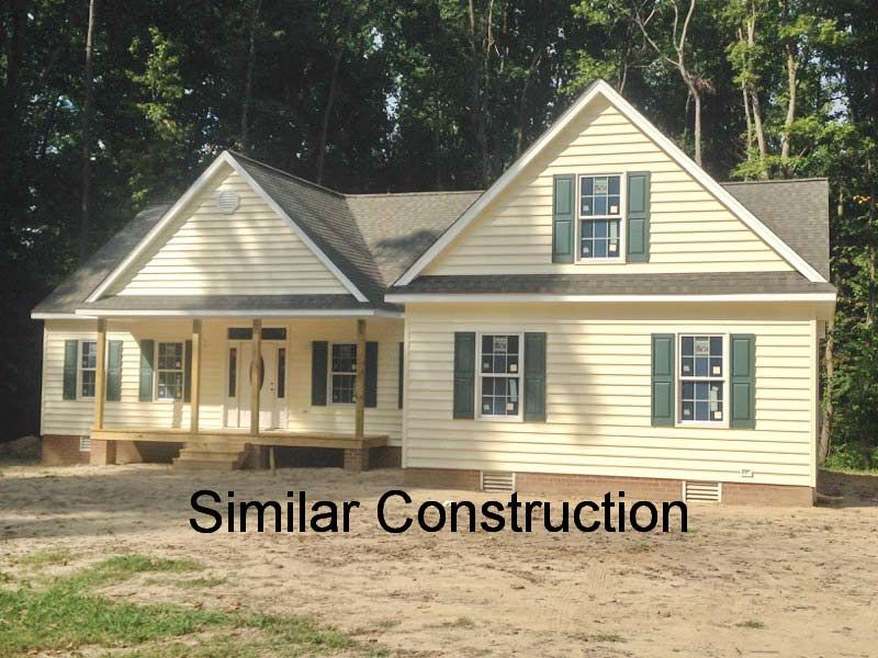Mls 1815268 Locust Hill New Construction 2 1 2 Acres Water Access Quality Built 3 Bedroom 2 1 2 Bath Ranch Home On 2 1 2 Acres Featur Ranch Style Homes