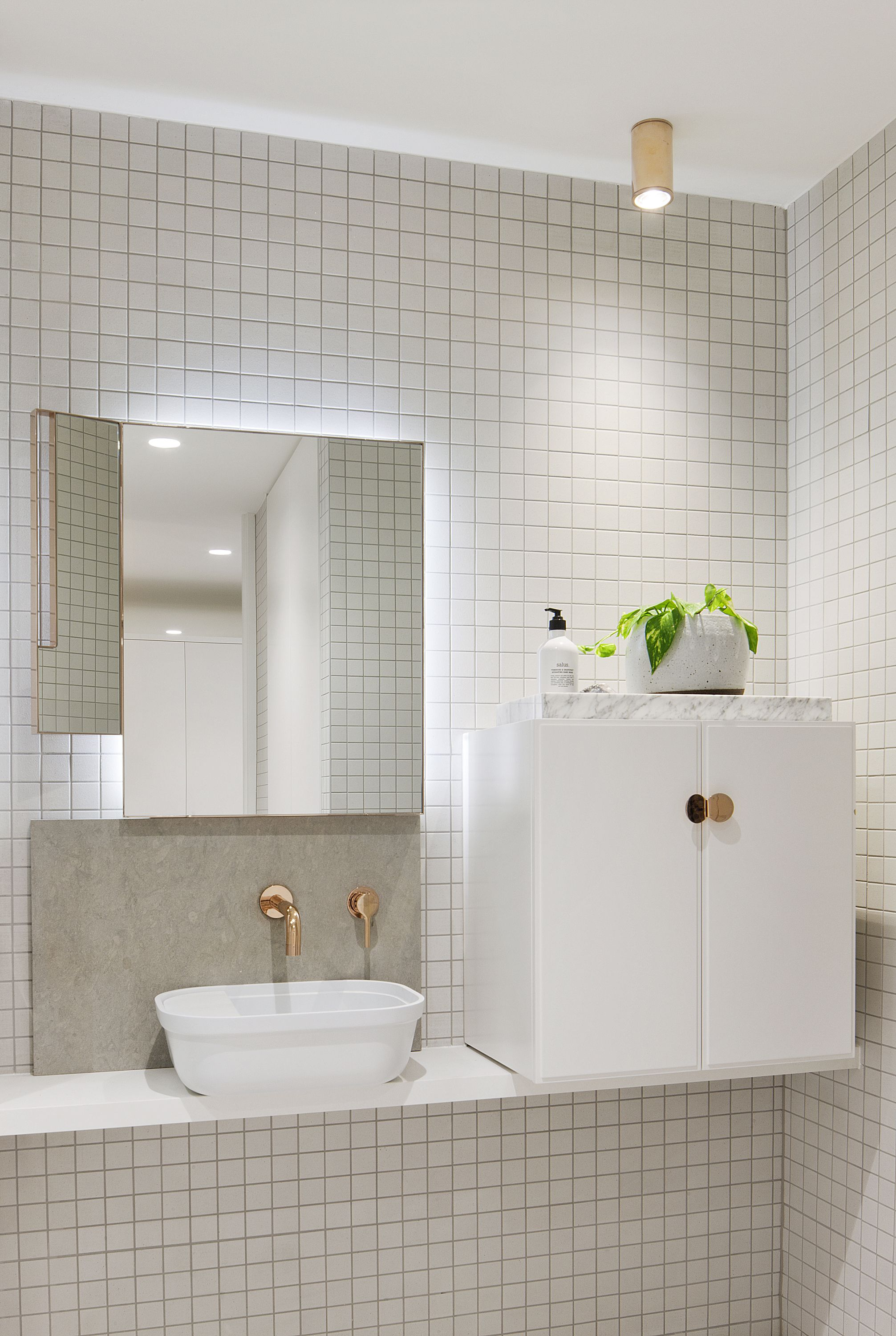 hecker guthrie are interior designers and furniture designers located in melbourne australia specializing in residential retail hotel accommodation and - Multi Bathroom Design
