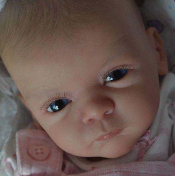 MARIAN ROSS Reborn Baby Girl Doll LINDEA Gudrun Legler Limited Edition