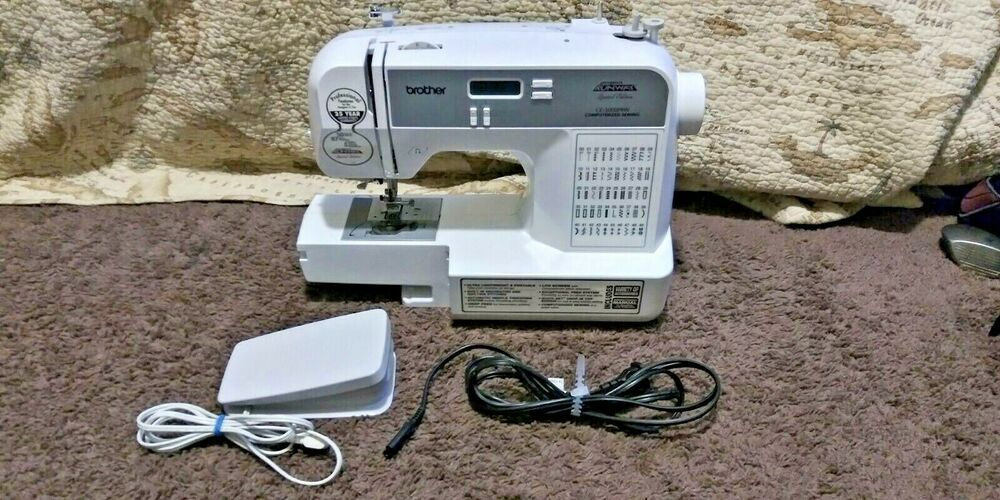Brother Ce 5000prw Project Runway Limited Edition