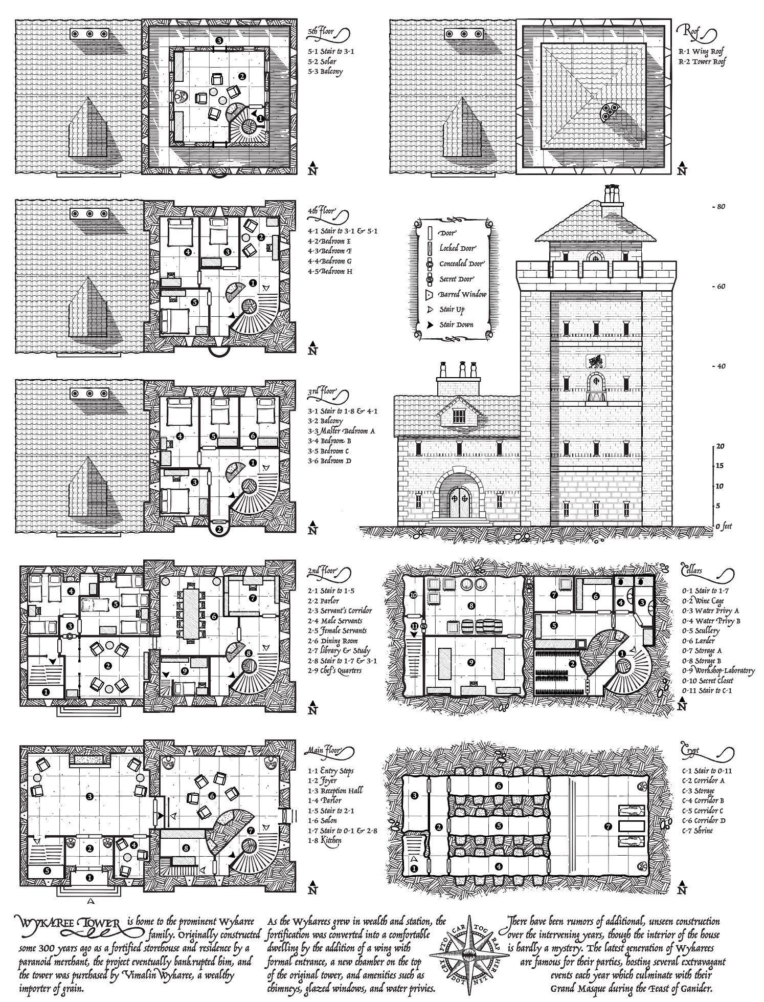 Antiga Prefeitura No Passado Era Um Lugar Usado Pela Nobreza Para Debater Als P Antiga Prefeitura Keine Passa In 2020 Fantasie Karte Antike Architektur Baustil