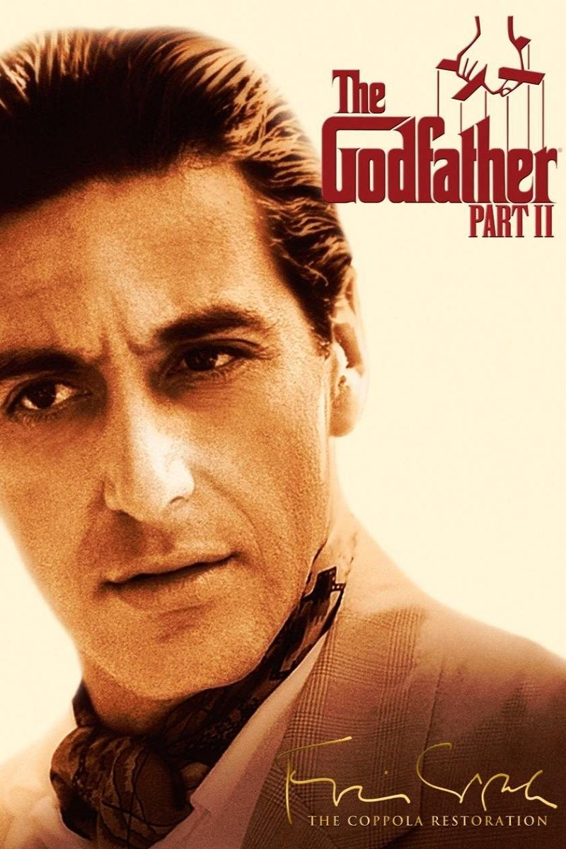 Drawing On Strong Performances By Al Pacino And Robert De Niro Francis Ford Coppola S Continuation Of M The Godfather The Godfather Part Ii Hd Movies