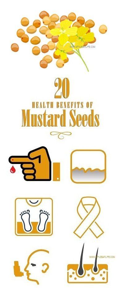 17 Best Benefits Of Mustard Seeds Rai For Skin Hair Health Mustard Benefits Mustard Seed Benefits Seeds Benefits