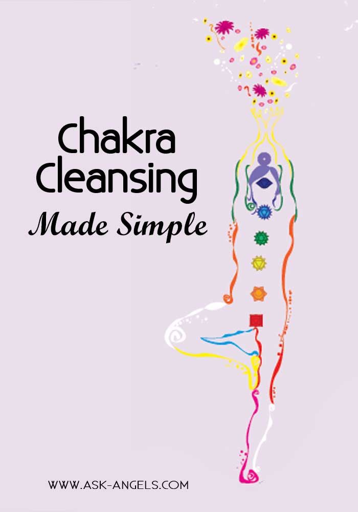 Chakra Cleansing Made Simple
