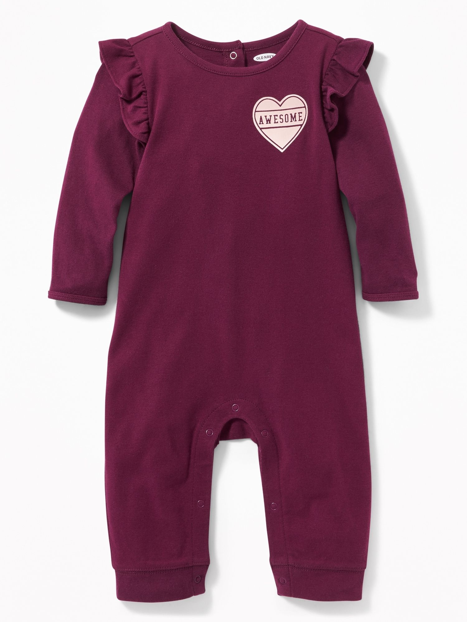 Graphic One-Piece for Baby  d80f5ee05d