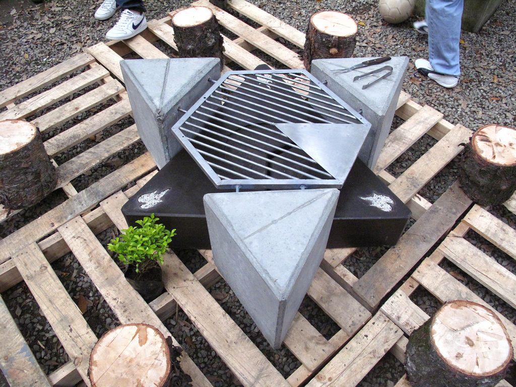 Proyecto fogo mobiliario urbano para parques en for Mobiliario de bar