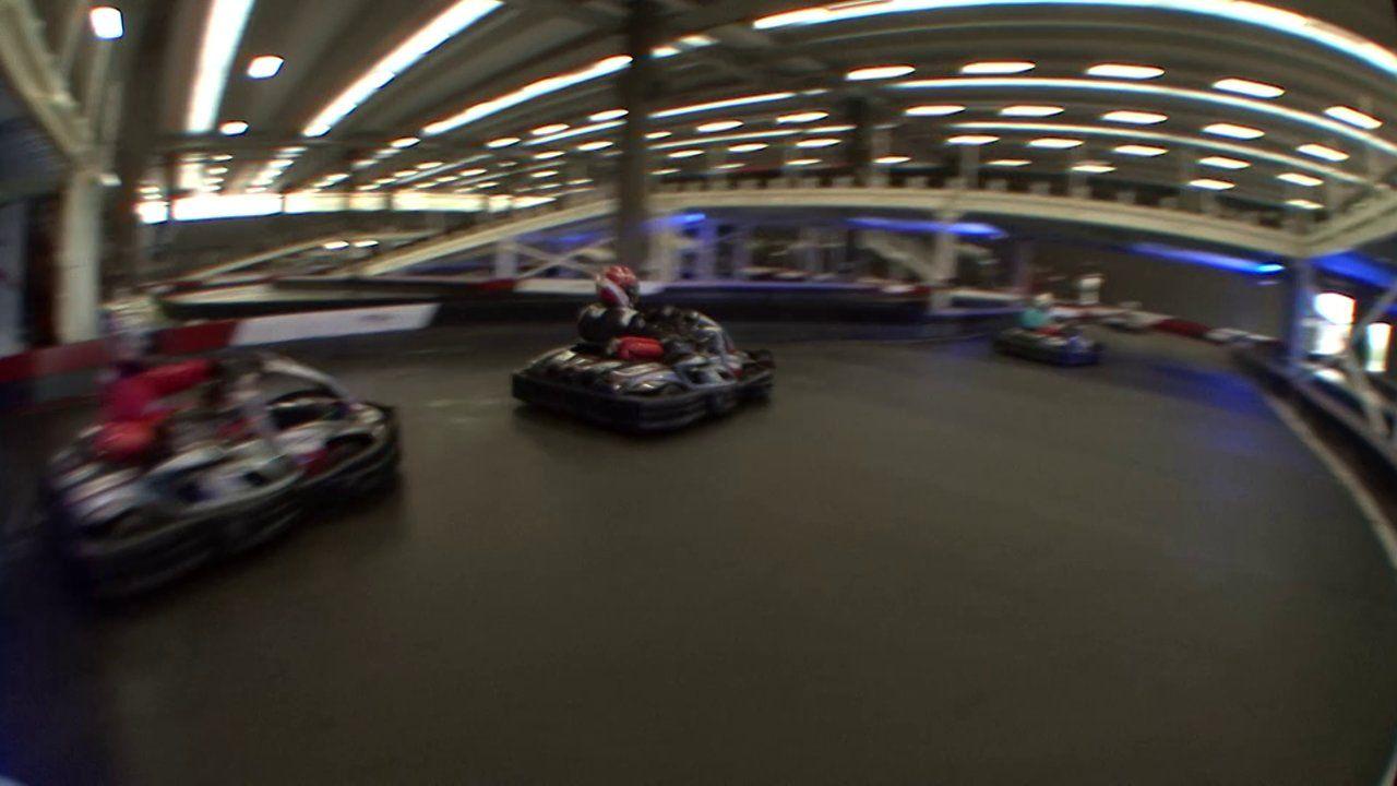 Pgk Z kart racing championship 7th round in Camerano, Riviera del ...