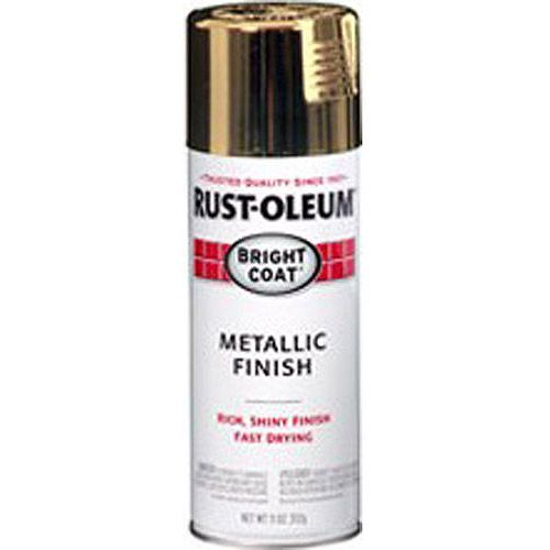 Rust Oleum 7715830 Metallic Spray Paint Aluminum Metallic 11 Oz Walmart Com Chrome Spray Paint Rustoleum Metallic Spray Paint