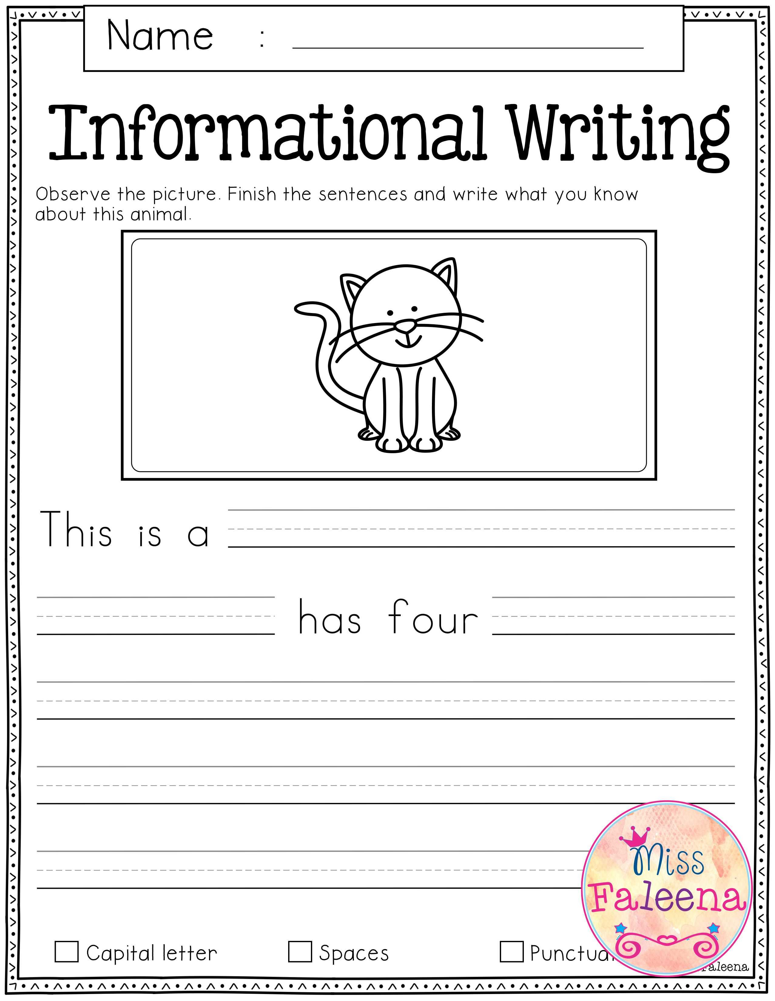 Free Writing Prompts Contains 20 Free Pages Of Writing Prompts Worksheets This Prod Free Writing Prompts Writing Prompts For Kids Kindergarten Writing Prompts Free first grade writing worksheets