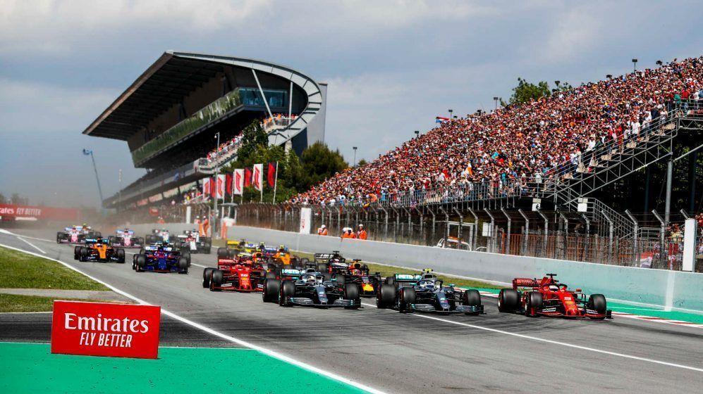 OFFICIEL Le Grand Prix d'Espagne reste au calendrier de