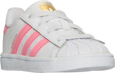 Girls' Toddler Adidas Superstar Casual Shoes   Finish Line   Nike ...
