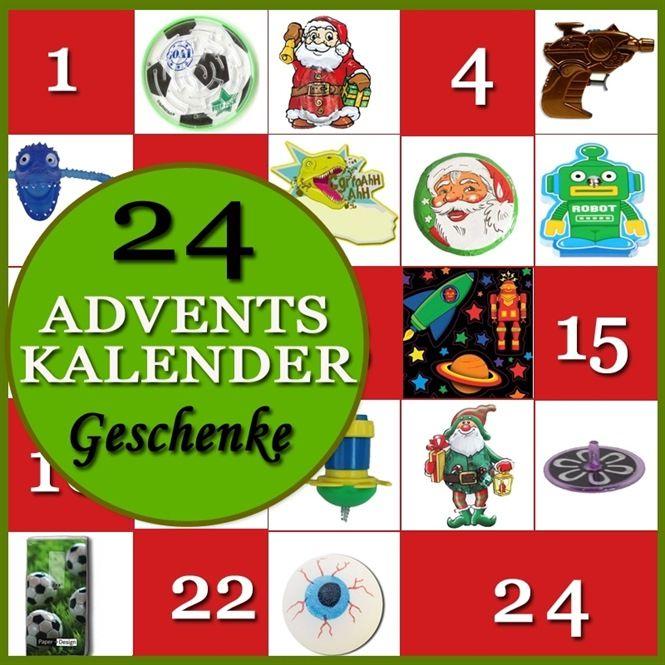 24 kleine geschenke fur adventskalender